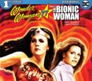 Wonder Woman '77 Meets the Bionic Woman/Covers