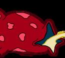 Spitting Red Lump Lizard