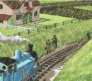Thomas's Christmas Party (book)/Gallery