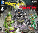Batman/Teenage Mutant Ninja Turtles