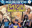 Batgirl and the Birds of Prey Vol 1 5
