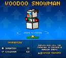 Voodoo Snowman