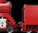 16 Power Steam Locomotives
