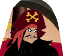 Red Pirate Ron