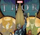 Guidebook to the Marvel Cinematic Universe - Thor