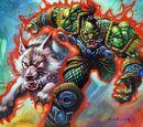 Parchemin : Fureur bestiale