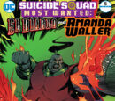 Suicide Squad Most Wanted: El Diablo and Amanda Waller Vol 1 5