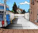 Ghost Girl's Alley