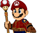 Scepter Spell Mario