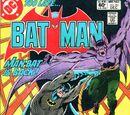 Man-Bat Origins