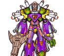 Mega Man X7 Concept Art