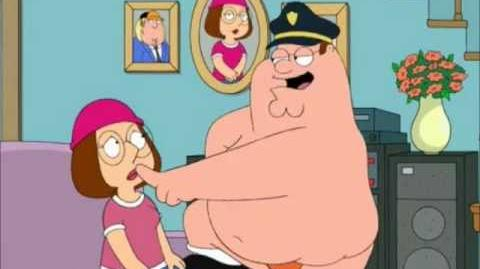 Family Guy - Officer Nasty