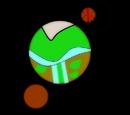 Планеты Хайденской Конфедерации