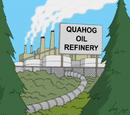 Refinería de petróleo en Quahog
