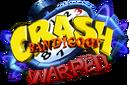 Crash Bandicoot 3 Warped Logo.png