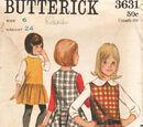 Butterick 3631 B
