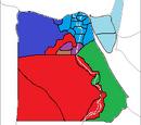 Egypt (Civil War) Map Game