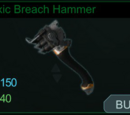 Toxic Breach Hammer