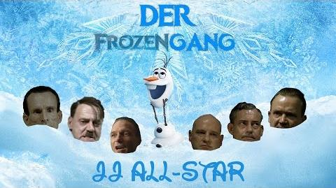 Der Frozengang Trailer (Downfall Frozen Parody)