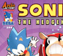 Archie Sonic the Hedgehog Issue 294