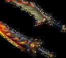 Espadas Dobles