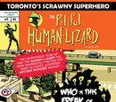 The Pitiful Human Lizard Issue 3