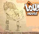 CartoniAnimatiMania/The Loud House - Luna kisses Lincoln