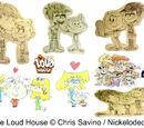CartoniAnimatiMania/The Loud House - The Loud House Love