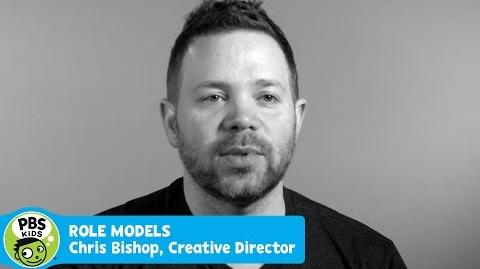 ROLE MODELS Chris Bishop, Creative Director PBS & PBS KIDS-1486345238