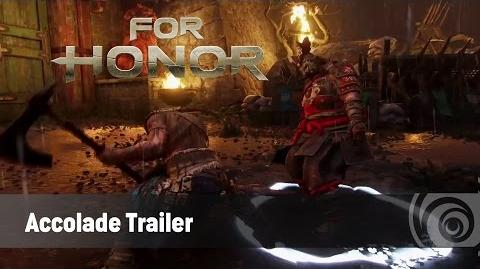For Honor - Accolade Tráiler ES