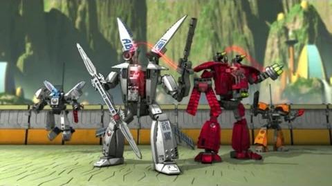 Lego Exo-Force Full Movie (HD)