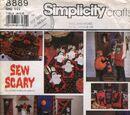 Simplicity 8889 A