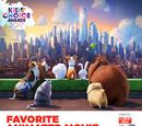 Cool Doggy/Kids' Choice Awards 2017