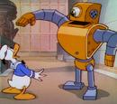 Robot Banco
