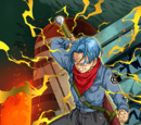 Confronting the Darkness Trunks (Teen) (Future)