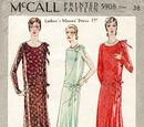 McCall 5908 A