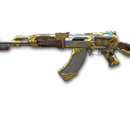 AK47-Knife Royal Guard
