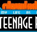 La robot adolescente
