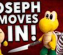 Joseph Moves In!