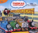 All Locomotives in Use!