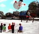 Thomas' Frosty Friend (magazine story)