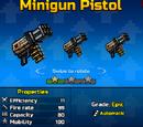 Minigun Pistol