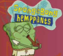SpongeBong HempPants
