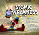 Atomic Weakness