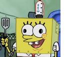 Robot SpongeBob (Goodbye, Krabby Patty?)