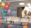 Wiccan and Hulkling's Apartment