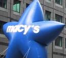 Macy's Blue Stars