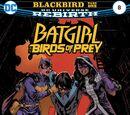 Batgirl and the Birds of Prey Vol 1 8