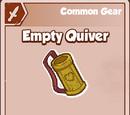 Empty Quiver (Katie the Cupid)