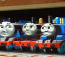 Troublesome Trucks (Engine Adventures)